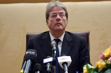 Италия поддержит продление санкций против России – глава МИД Джентильони