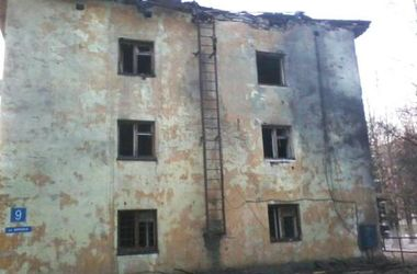 В России крылатая ракета попала в жилой дом