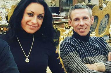 Алексей Панин встречается с подругой бывшей жены