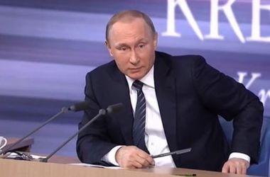 Россия не собирается вводить санкции против Украины - Путин
