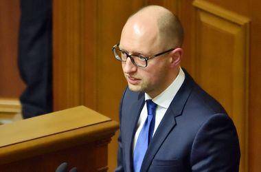 Налоговую реформу можно отложить, но новые налоги будут с 1 января - Яценюк