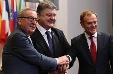 В ЕС заверили Порошенко, что продлят санкции против России