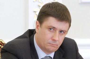 В Раду внесен законопроект об отставке вице-премьера Кириленко