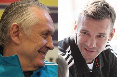 Контракт с Фоменко продлят до конца Евро-2016, а Шевченко будет давить авторитетом на судей