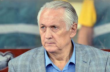 Официально: Михаил Фоменко останется главным тренером сборной Украины