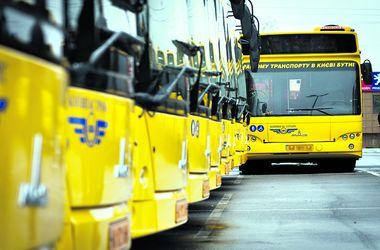 В Киеве из-за праздника изменятся маршруты транспорта