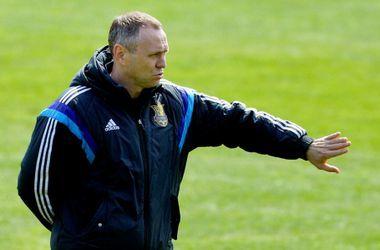 Александр Головко - новый главный тренер молодежной сборной Украины
