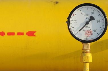 В Украине падает добыча газа