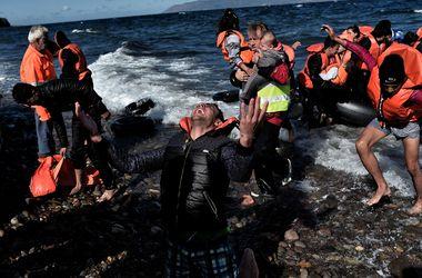 В Эгейском море судно с нелегалами пошло ко дну