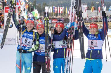 Сборная Украины не поедет на чемпионат Европы по биатлону в Россию
