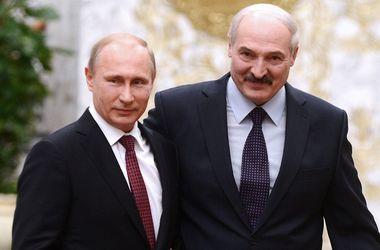 В Беларуси высмеяли связь Путина и Лукашенко