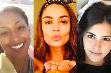 """Участницы конкурса """"Мисс Вселенная-2015"""" показали свои настоящие лица"""