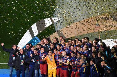 """""""Барселона"""" получила третий трофей клубного чемпионата мира"""