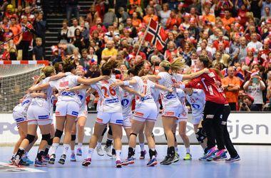 Норвегия в третий раз в истории выиграла чемпиона мира по гандболу