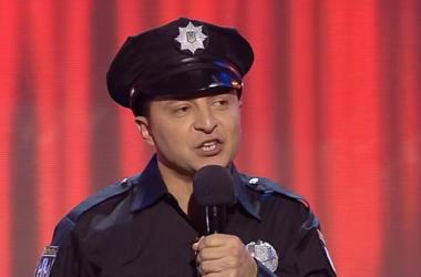 """""""Вечерний Квартал"""" снял пародию на патрульную полицию"""