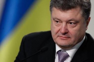 Порошенко не исключает выдачу биометрических паспортов некоторым жителям Крыма и Донбасса