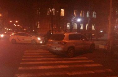 В Киеве патрульная полиция отобрала автомобиль у нардепа Игоря Луценко