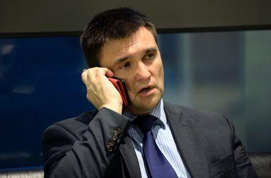 """Санкционный список """"Сенцова-Савченко"""" заработает, если РФ не пойдет на обмен пленными - Климкин"""
