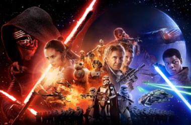 """""""Звездные войны"""" установили абсолютный рекорд по сборам за первые выходные"""