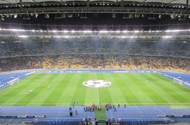 В Киеве будут судить мужчину, подравшегося с болельщиками на футбольном мачте