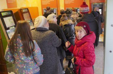Половина россиян жалуется на нехватку денег