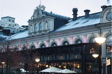 В отеле в центре Стокгольма прогремел мощный взрыв