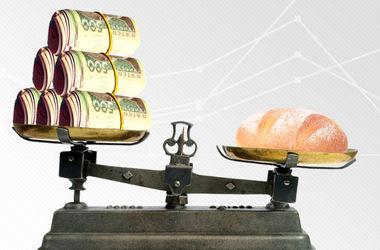 Инфляция в Украине стала самой высокой среди стран Европы и СНГ