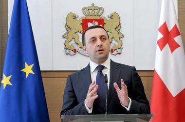 Минобороны: Решение Гарибашвили уйти с поста премьера Грузии не стало неожиданностью