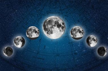 Лунный календарь и расписание магнитных бурь  на 24  — 29 декабря