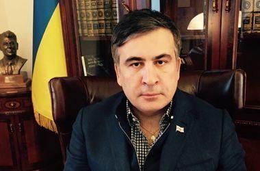 "Саакашвили создает ""Рух за очищення"""