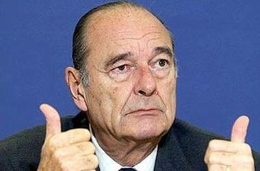 Жак Ширак выписался из парижской больницы