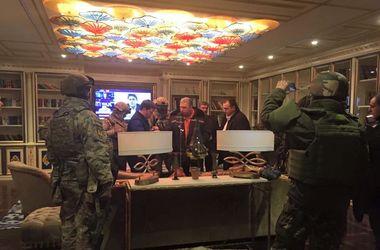 """В """"УКРОПе"""" заявили, что в квартире Корбана проводят обыск"""