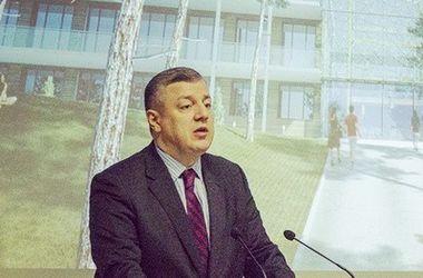 Главу МИД Грузии представят на пост премьер-министра