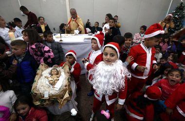 Сегодня католики празднуют Рождество Христово
