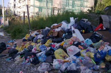 В Луцке под кучей мусора нашли тело пропавшей женщины