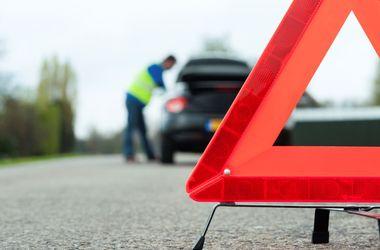 Винницкой области пьяный водитель сбил супругов-пешеходов
