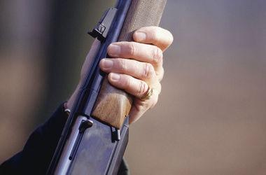 В Энергодаре депутат стрелял из ружья прямо на улице