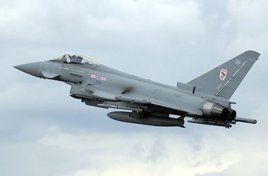 <p>Eurofighter Typhoon. Фото: wikimedia.org</p>