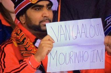 В Манчестере уже продают шарфики с Жозе Моуринью