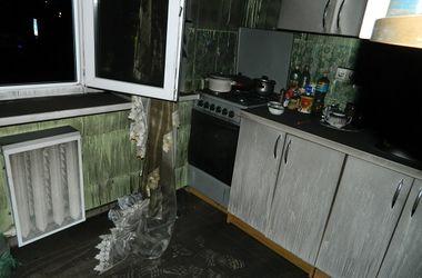 В киевской квартире после пожара нашли обгоревшее тело женщины