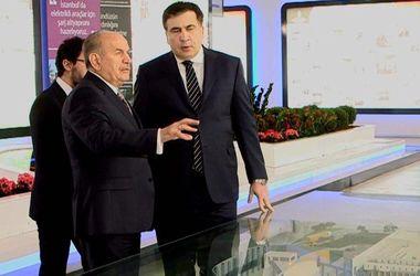 Саакашвили посетил Турцию для поиска инвесторов