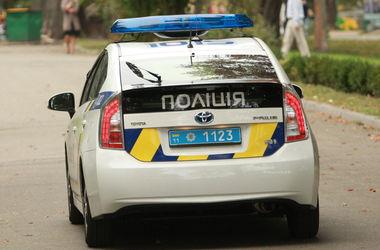 В центре Киева патрульные стреляли, чтобы остановить женщину, сбившую пешехода