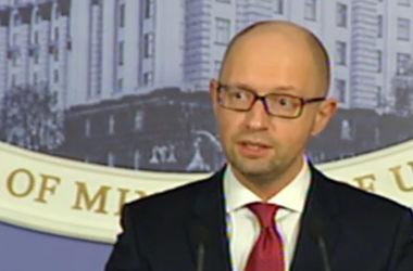Яценюк: Украина должна стать членом НАТО и вернуть Донецк, Луганск и Крым