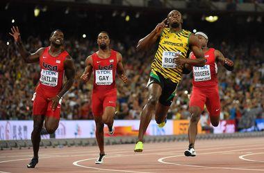 Лучшим спортсменом мира стал легкокоатлет Усейн Болт