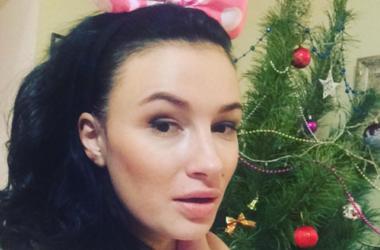 Анастасия Приходько похвасталась занятиями по украинскому языку