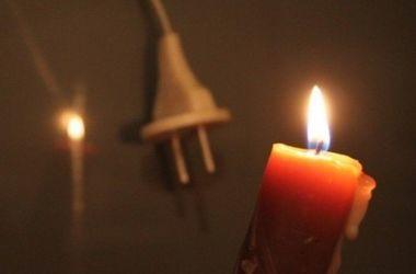 В Керчи снова начались веерные отключения света