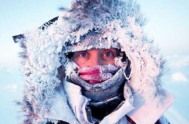 На Донбассе появилась первая жертва холодов: мужчина замерз до мозговой комы