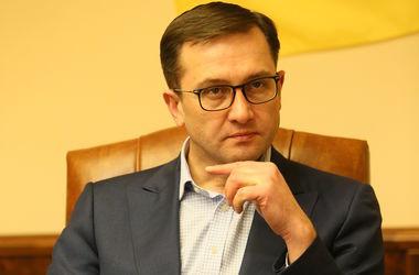 Кабмин уволил первого замглавы Минфина Украины