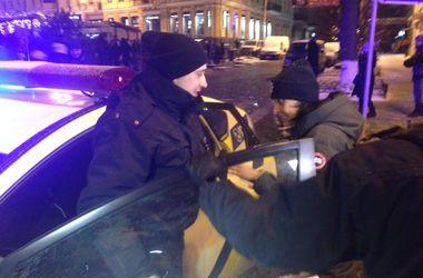 Глава Нацполиции Хатия Деканоидзе: новогодний рейд по Киеву, поздравления коллег и детские мечты начальника