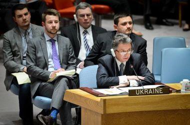 С 1 января Украина официально стала членом Совбеза ООН на два года